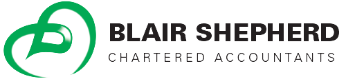 Blair Shepherd Accountants Limited, Accountants Altrincham, logo
